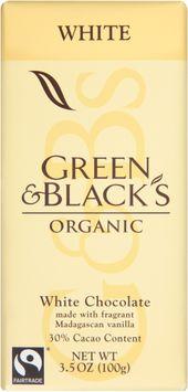 Green & Black's® Organic White Chocolate
