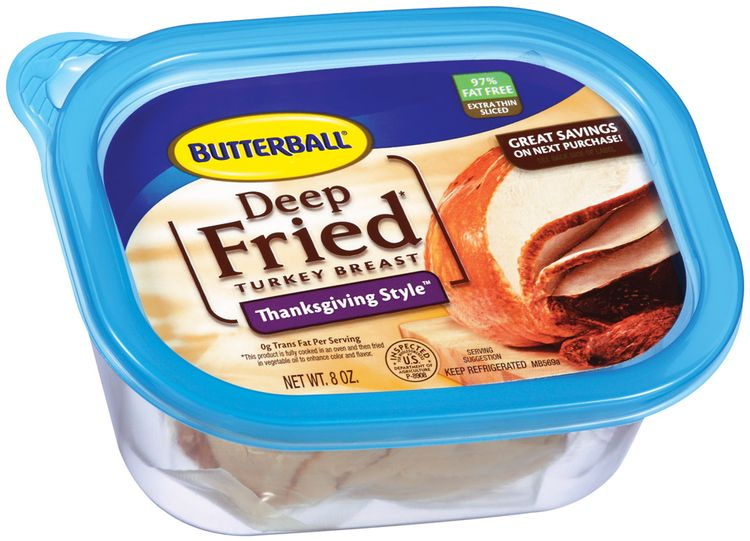 Butterball Deep Fried Thanksgiving Style Turkey Breast