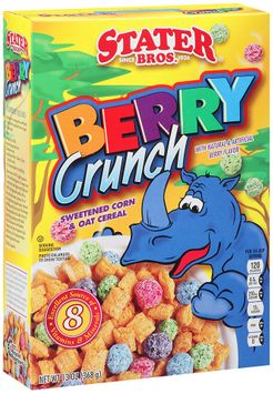 Stater bros® Cereal Berry Crunch