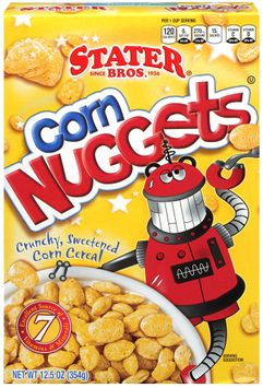 Stater bros® Corn Nuggets Cereal