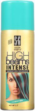 Salon Grafix® High Beams Intense Temporary Spray-On Haircolor #28 Artsy Aqua