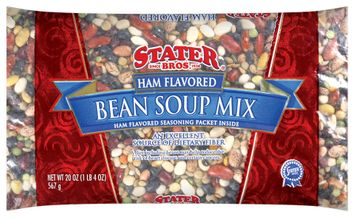 Stater bros Ham Flavored Bean Soup Mix