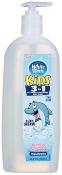 White Rain® Kids in Shampoo Conditioner Body Wash