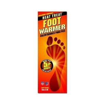 Grabber Warmers FWSMES Sm/med Foot Warm Insole (Pack of 30)