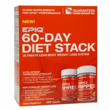 Epiq EPIQ 60-DAY DIET STACK