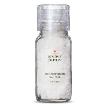 Archer Farms Mediterranean Sea Salt Grinder 3.8 oz
