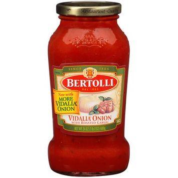 Bertolli® Vidalia Onion with Roasted Garlic Pasta Sauce