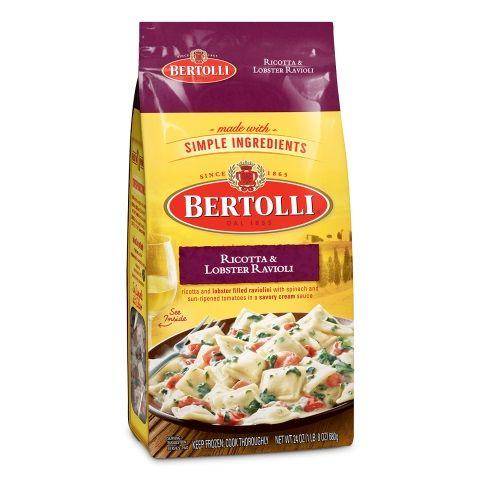 Bertolli® Ricotta & Lobster Ravioli