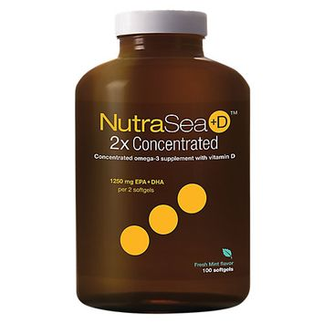 Ascenta Health Nutrasea+D 2X Concentrated Omega3
