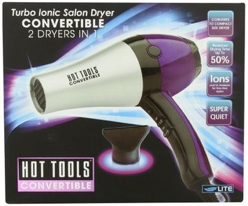 Hot Tools Convertible 2 Dryers in 1