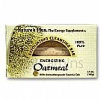 Oatmeal Exfoliating Soap Nature's Plus 3.5 oz Bar