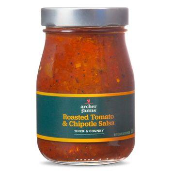 Archer Farms Medium Roasted Tomato & Chipotle Salsa 16 oz
