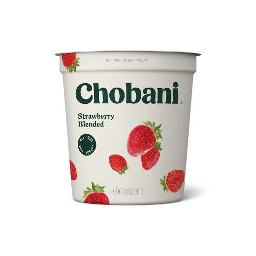 Chobani® Blended Strawberry