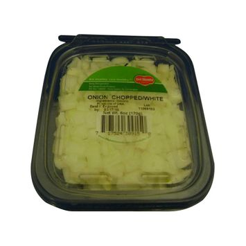 Del Monte® White Chopped Onions