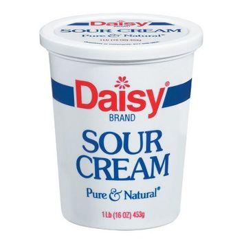 Daisy Pure & Natural Sour Cream 16 oz