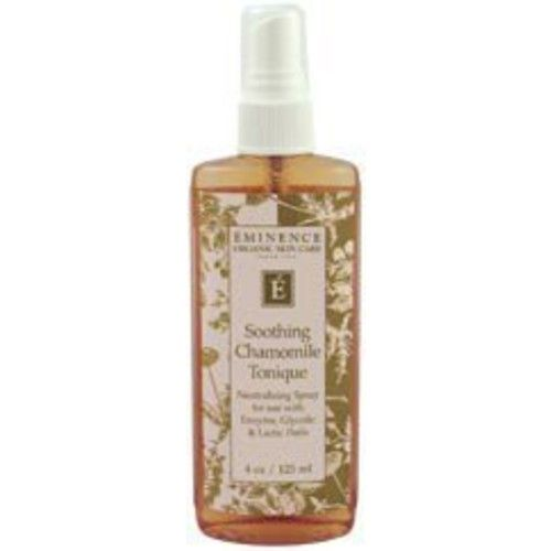 Eminence Organic Skin Care Eminence Soothing Chamomile Tonique, 4.2 Ounce