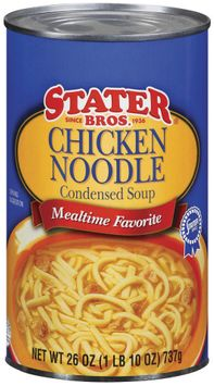 Stater Bros. Chicken Noodle Condensed Soup