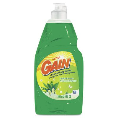 Gain Liquid Dishwashing - 11 Oz / 18 per Case