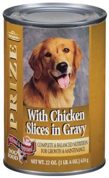 Springfield Prize W/Chicken Slices in Gravy Dog Food