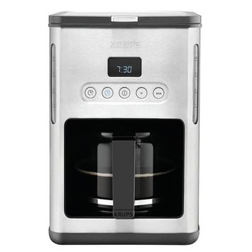 Krups Control Line Stainless Steel 10-Cup Coffee Maker
