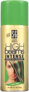Salon Grafix® High Beams Intense Temporary Spray-On Haircolor #26 Going Green