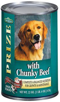 Springfield Prize Chunky Beef Dog Food