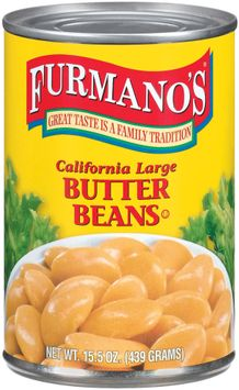 Furmano's California Large Butter Beans