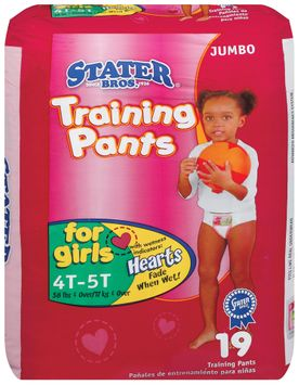 Stater bros Girls 4t to 5t