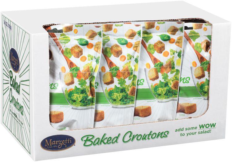 marzetti® seasoned baked croutons