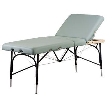 Oakworks Wellspring Massage Table Color: Blue grass, Width: 31