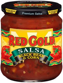 Red Gold® Black Bean & Corn Salsa