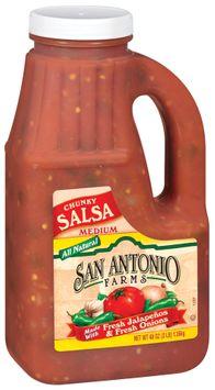 San Antonio Farms Chunky Medium Salsa