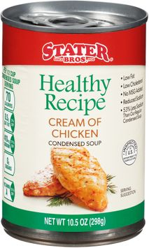 Stater bros® Healthy Recipe Cream of Chicken Condensed Soup
