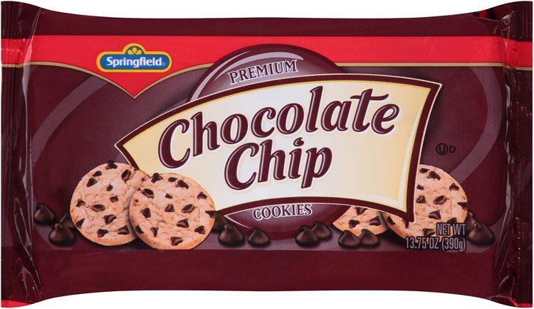 Springfield® Premium Chocolate Chip Cookies