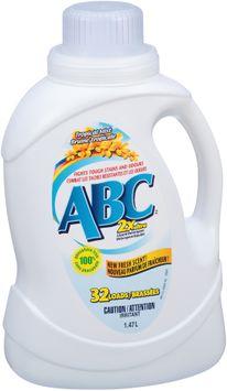 ABC™ 2x Ultra Tropical Mist Liquid Detergent 1.47L Jug