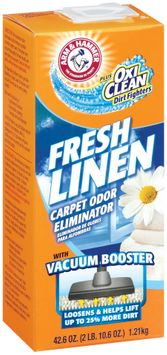 ARM & HAMMER™ Fresh Linen Carpet Odor Eliminator