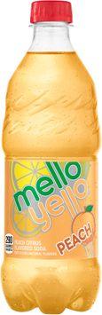 Mello Yello Peach Soda