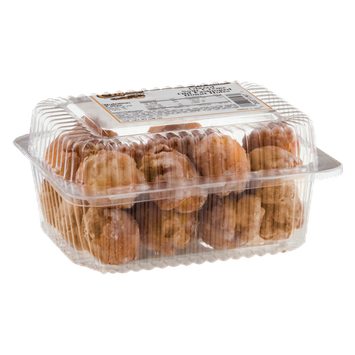 Clyde's Glazed Sour Creme Old Fashioned Donut Holes