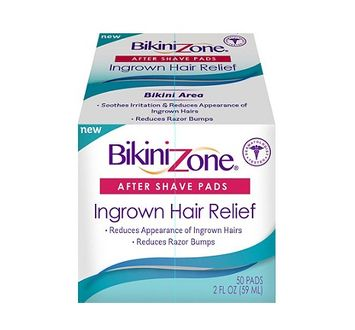 Bikini Zone® After Shave Pads