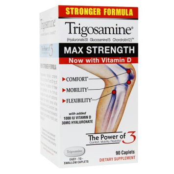 Trigosamine Max Strength with Vitamin D