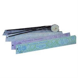 Auromere Incense Sampler Pack Flowers and Spice - 8 Packets