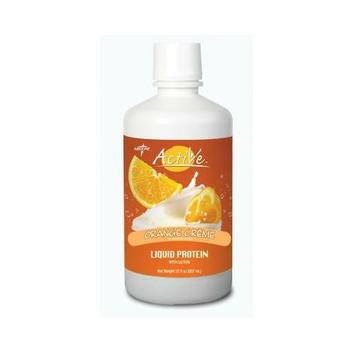 Medline Active Protein Liquid with Lutein Nutritional Supplement