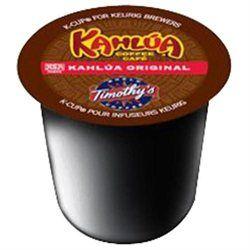 Keurig K-Cup Timothy's kahlua Original Coffee Reviews 2020