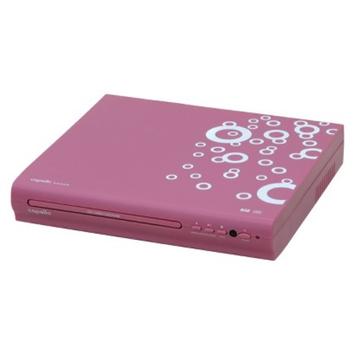 Capello 2 Channel HDMI DVD Player - Pink