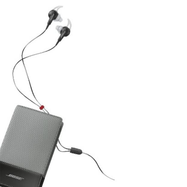 Bose SoundTrue In-Ear Headphones, Black