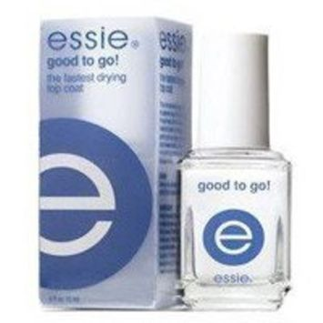 essie Good To Go! - Fast Dry High Gloss Top Coat 0.46 OZ/13.5ml