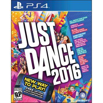 Ubisoft PS4 - Just Dance 2016