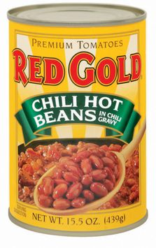 Red Gold Hot In Chili Gravy Chili Beans