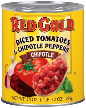 Red Gold® Diced Tomatoes with Chipotle Peppers