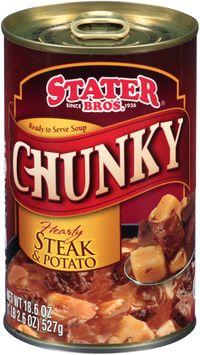 Stater® bros Chunky Hearty Steak & Potato
